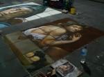 Michelangelo and Caravaggio