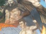 Detail: Tenth Canvas