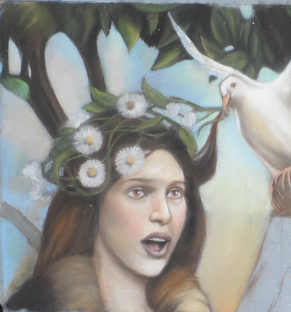 The Maiden: Detail